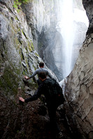Viluchinsky Waterfall